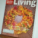 Magazine - Martha Stewart Living - Free Shipping - No. 44  November 1996