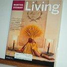 Magazine - Martha Stewart Living - Free Shipping - No. 54  November 1997