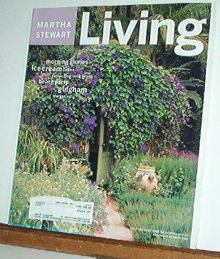 Magazine - Martha Stewart Living - Free Shipping - No. 61  July/August 1998