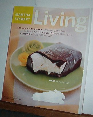 Magazine - Martha Stewart Living - Free Shipping - No.  69  May 1999