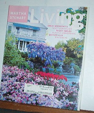 Magazine - Martha Stewart Living - Free Shipping - No. 79 May 2000