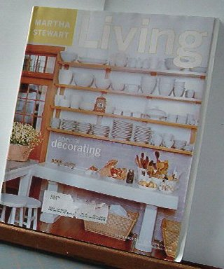 Magazine - Martha Stewart Living - Free Shipping - 82  September 2000