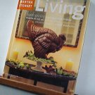Magazine - Martha Stewart Living - Free Shipping - No. 84 November 2000