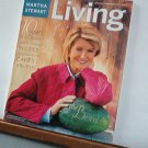 Magazine - Martha Stewart Living - Free Shipping - No. 86 January 2001
