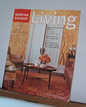 Magazine - Martha Stewart Living - Free Shipping -  No. 106  September 2002