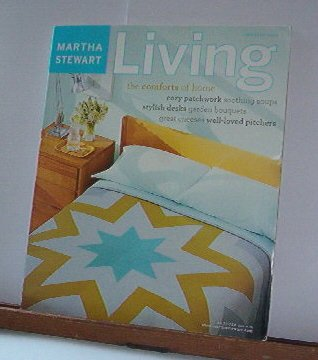Magazine - Martha Stewart Living - Free Shipping - No. 110 January 2003