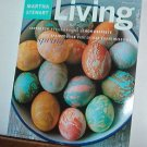 Magazine - Martha Stewart Living - Free Shipping - No. 113  April 2003