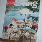 Magazine - Martha Stewart Living - Free Shipping - No. 129  August 2004