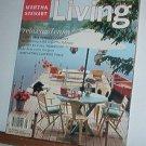 Magazine - Martha Stewart Living - Free Shipping - No. 129  August 2004