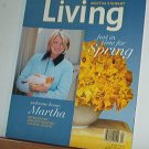 Magazine - Martha Stewart Living - Free Shipping - No. 137  April 2005