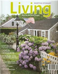 Magazine - Martha Stewart Living - Free Shipping - No. 165 July 2007