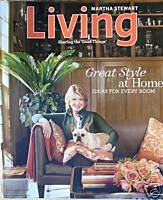 Magazine - Martha Stewart Living - Free Shipping - No. 166  September 2007