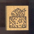 Rubber Stamp Scrapbooking - Wood Mounted - New - Gift package - 1.5X1.5""