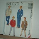 Sewing Pattern McCall's 6391 Boy's spsort jacket suits, pants and burmudas. Size 5