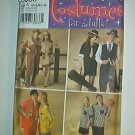 "Sewing Pattern Simplicity 3683 Costumes Cowboy Referee Gangster easy 30-48"" chest"