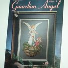 Cross Stitch Pattern GUARDIAN ANGEL  Angel with two children
