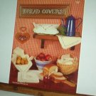 Cross Stitch Pattern, BREAD COVERS by Harriet Tew 6 designs