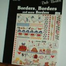 Cross Stitch Pattern, Dale Burdette 200 Designs BORDERS, BORDERS AND MORE BORDERS