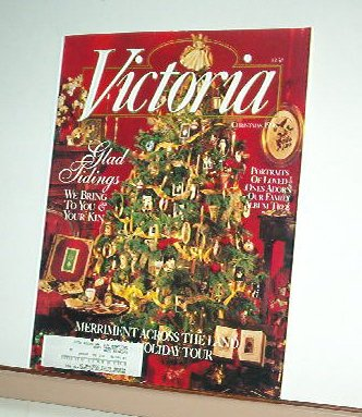 Magazine - VICTORIA - Like New - - December 1996