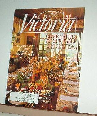 Magazine - VICTORIA - Like New - - November 1996