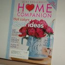 Magazine - Mary Engelbreit - HOME COMPANION - Like New - Free Shipping - Feb/Mar 2005