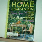 Magazine - Mary Engelbreit - HOME COMPANION - Like New - Free Shipping - April/May 2002