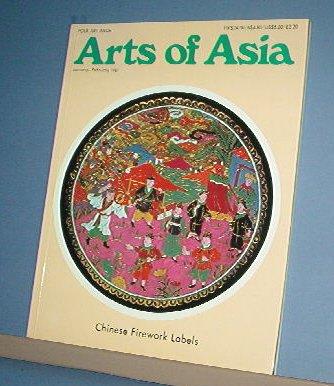 Magazine  - ARTS OF ASIA - Like New  - Jan/Feb 1981