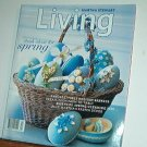 Magazine - Martha Stewart Living - Free Shipping - No. 149  April 2006
