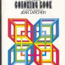 Book - Coloring Book - Op Art  by Jean Larcher, 30 original designs 0486231720
