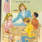 Book - Coloring Book - AMERICA'S FIRST LADIES - by Leslie Franz - all thru Mrs. Clinton 0486269515
