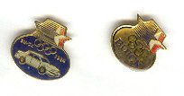 Pin - Collector Pins - Olympic Games 1984 Los Angeles - Buick