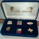 Pin - Collector Pins - San Antonio Texas US Olympic Festival 1993