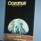Magazine  - Vintage - OCEANUS Oceanography Climate Change Winter 1986/87 Vol 29 #4