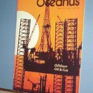 Magazine Ships Free in US  Vintage OCEANUS Oceanography Offshore Oil Fall 1983 Vol 26 #3