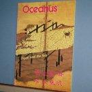 Magazine Ships Free in US  Vintage OCEANUS Oceanography Japan a/t Sea Spring 1987 Vol 30 #1