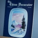 Magazine THE CHINA DECORATOR Free Ship in US Porcelain Painting January 1996