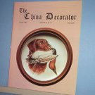 Magazine THE CHINA DECORATOR Free Ship in US Porcelain Painting October 1998