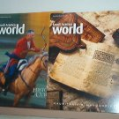 Magazines - Saudi Arabian ARAMCO WORLD - All Like New - 2 issues for 2003