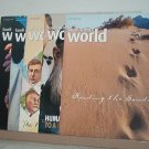 Magazines - Saudi Arabian ARAMCO WORLD - All Like New - 6 issues for 2004