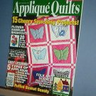 Magazine - Applique Quilts # 41 November 2003 Flower Sampler