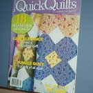 Magazine - Quick Quilts 18 Projects McCall's May 2004
