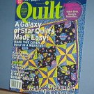 Magazine - Quilt  Star Quilts April 2005 #61