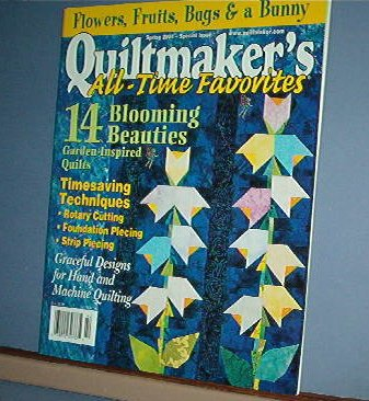 Magazine - Quiltmaker Special Issue Spring 2004 All time favorites