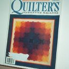 Magazine - Quilter's Newsletter - Quilting, Sewing, Patterns No.320 March 2000