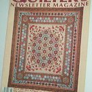 Magazine - Quilter's Newsletter - Quilting, Sewing, Patterns No.233 June 1991