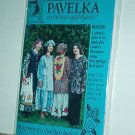 Sewing Pattern Pavelka Designs PV 29 Bloomsbury Garden Jacket & Hat, Sizes S-XL