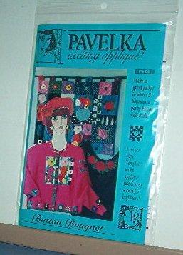 Sewing Pattern Pavelka Designs PV 24 Folk Tales Appliques for Sweatshirt jacket