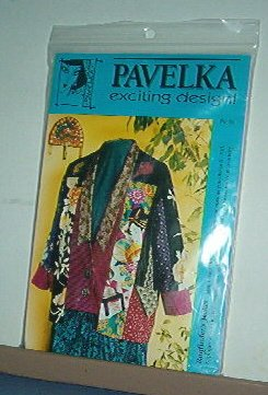 Sewing Pattern Pavelka Designs PV 26 Ragfinders Jacket  S- XXL, applique and stenciling included