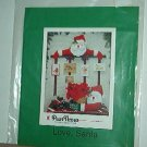 Sewing Pattern Christmas Love Santa..face & arms