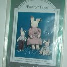 "Sewing Pattern Prairie Farm Designs, Bunny Tales. tea died folk rabbits 13"" 26"""
